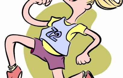 SMARTe Läuferinnen und Läufer