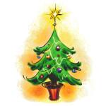 Weihnachtsgrüße in aufgeregten Zeiten