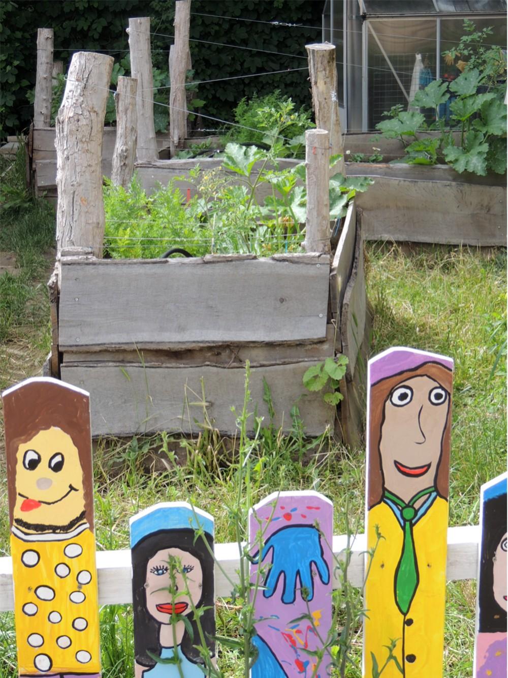 Küche querbeet – Leckeres aus unserem Schulgarten