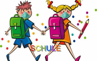 Schulstart auf dem Schulhof – Infos für den ersten Schultag der Klassen 2-4