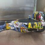 Jihu - Hoverboard fahren