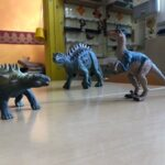 Dinos gegen Corona